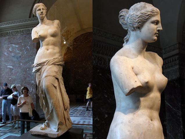Estatua-Venus-de-Milo