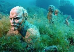 estatuas-subaquatica-da-Crimeia