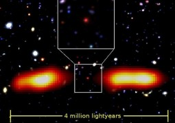 morte-radiogalaxia