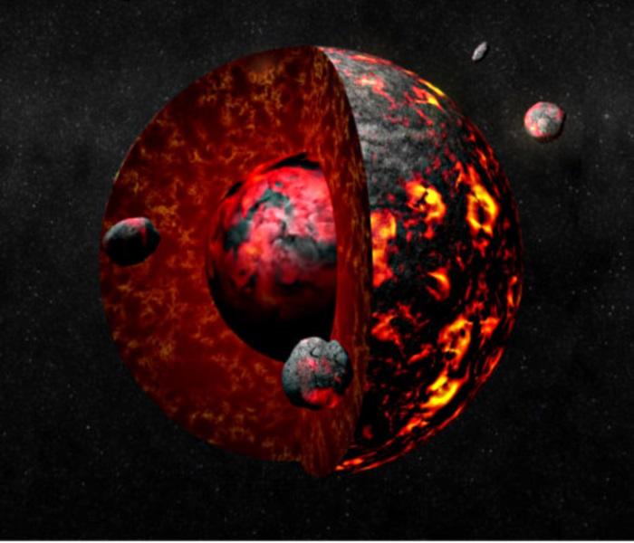 nucleo-da-Terra