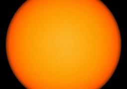 sol-com-baixa-atividade-solar