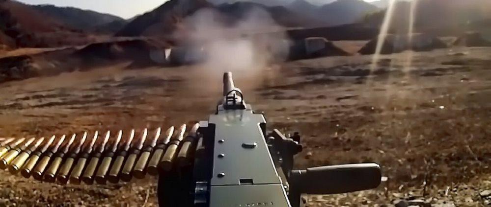 Resultado de imagem para metralhadora