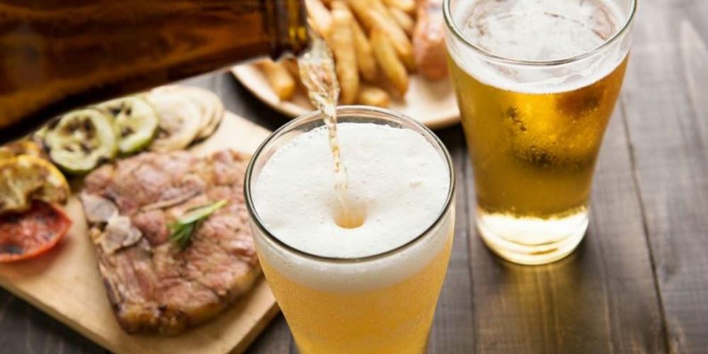 Populares Cada lata de cerveja consumida tem o mesmo efeito no corpo que um  YI97