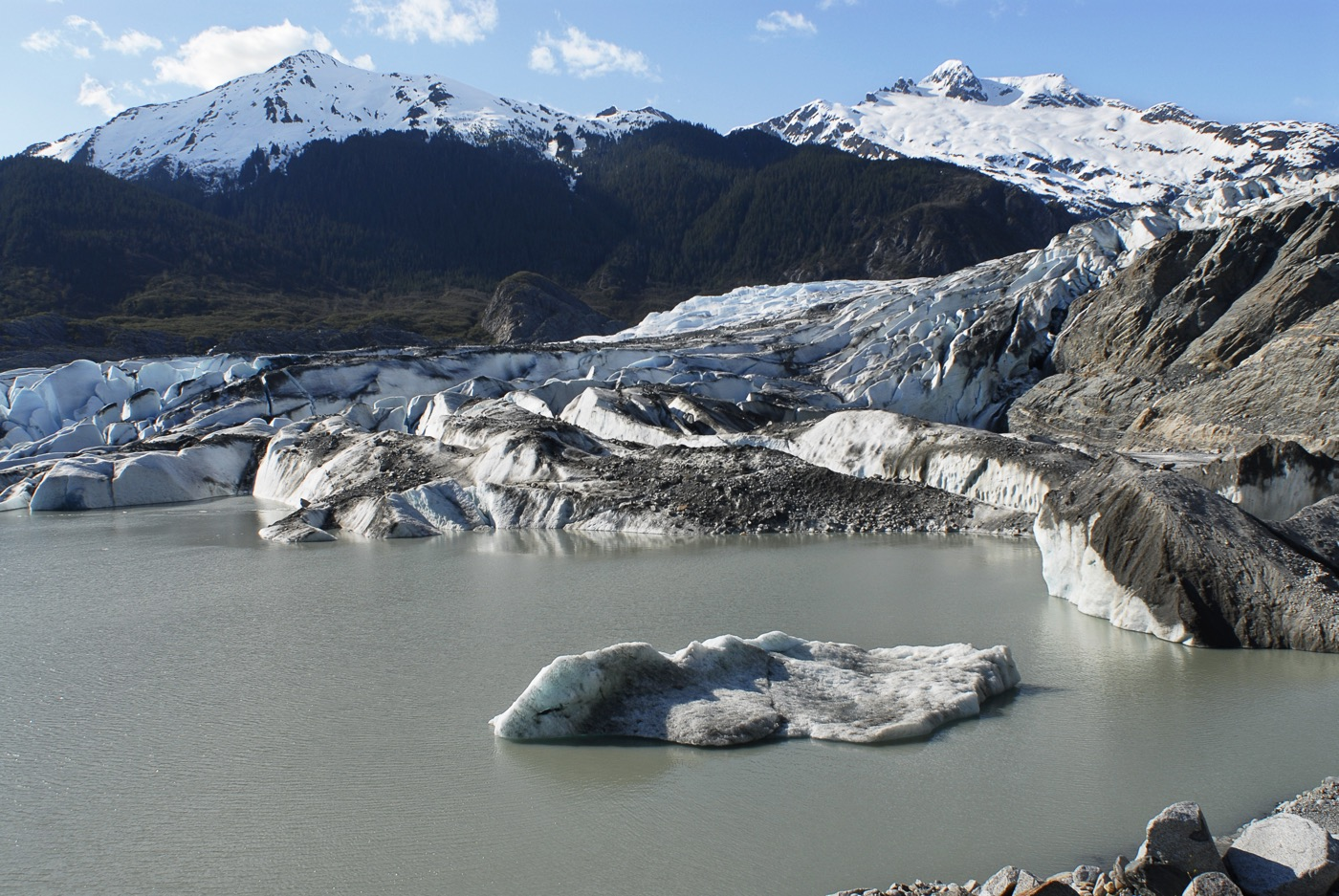 mendenhall-glacier-before