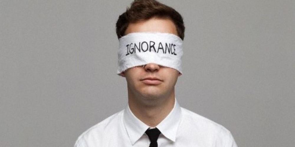 Resultado de imagem para ignorancia