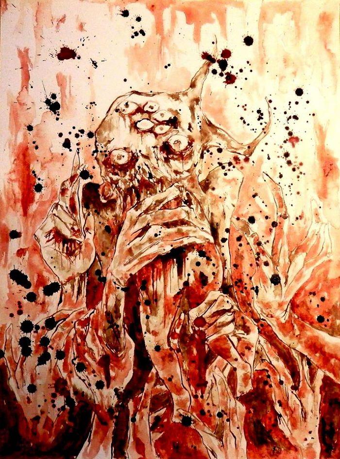 artista-recria-seus-pesadelos-usando-sangue_10