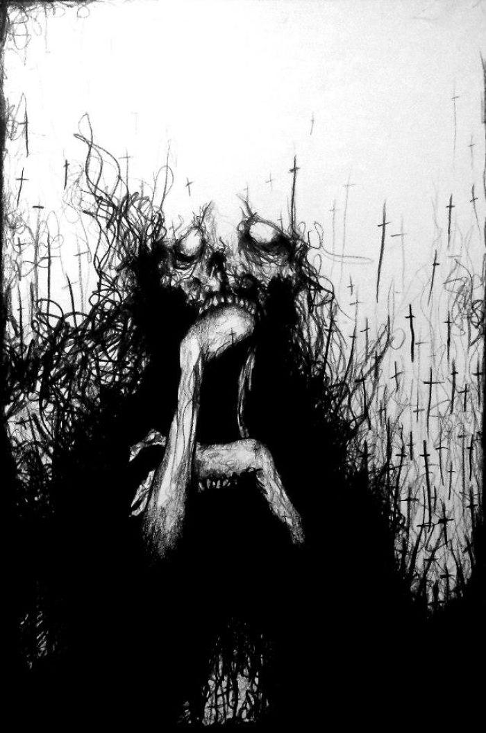 artista-recria-seus-pesadelos-usando-sangue_4