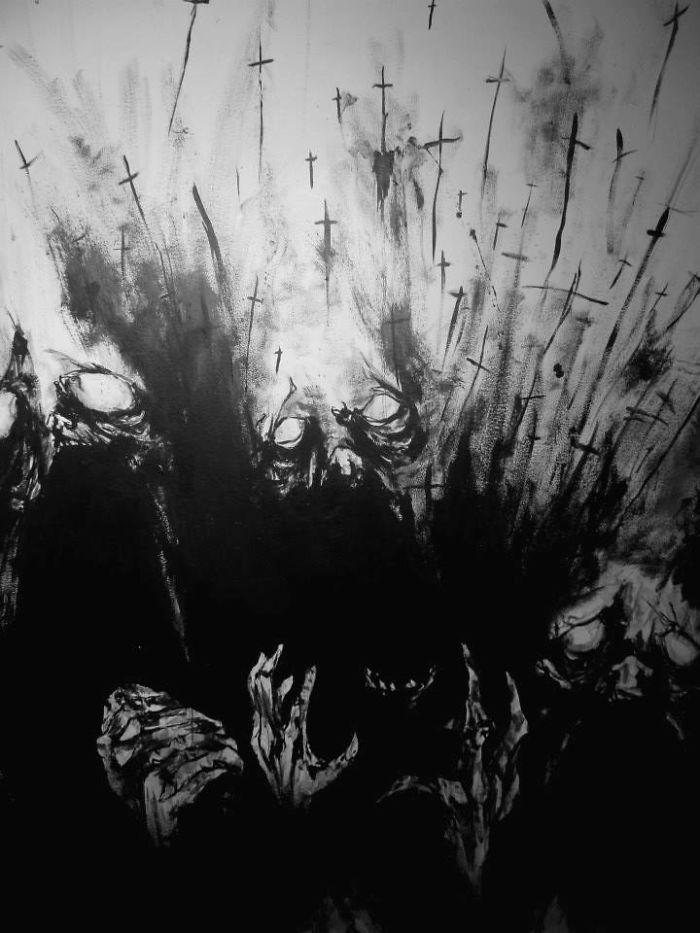 artista-recria-seus-pesadelos-usando-sangue_7
